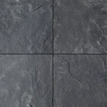 Black Slate Floor Lowes JR-018