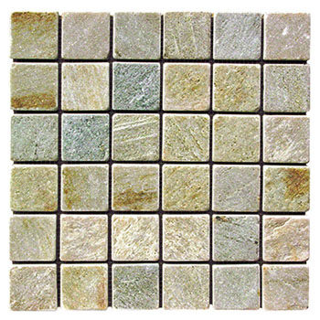 Multicolor Slate Mosaic Paver JR-MC-002