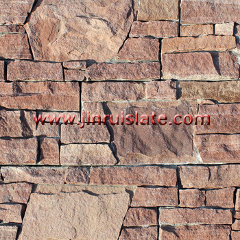 Decorative Brick Natural Slate Tiling Design JRN-034BP