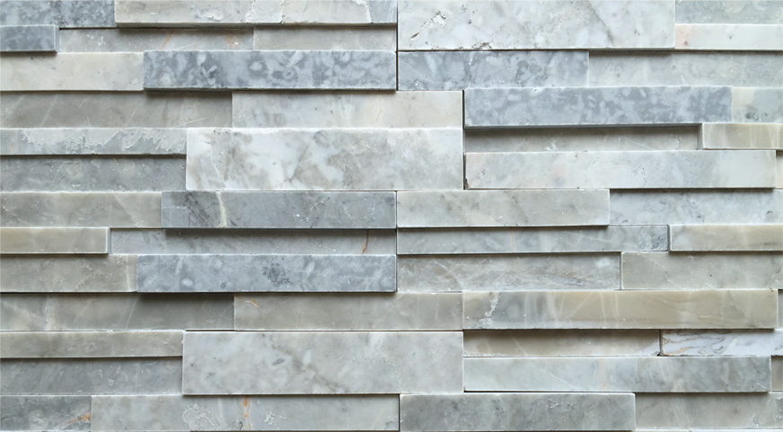 3d Stone Panel Natural Stone Exterior Wall Cladding Jred