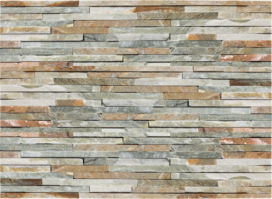 lowes natural slate thin strip natural stone  JRT-014